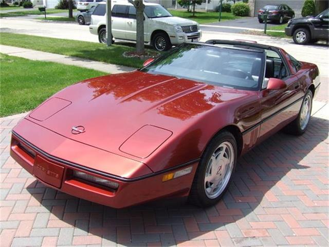 1988 Chevrolet Corvette | 686022