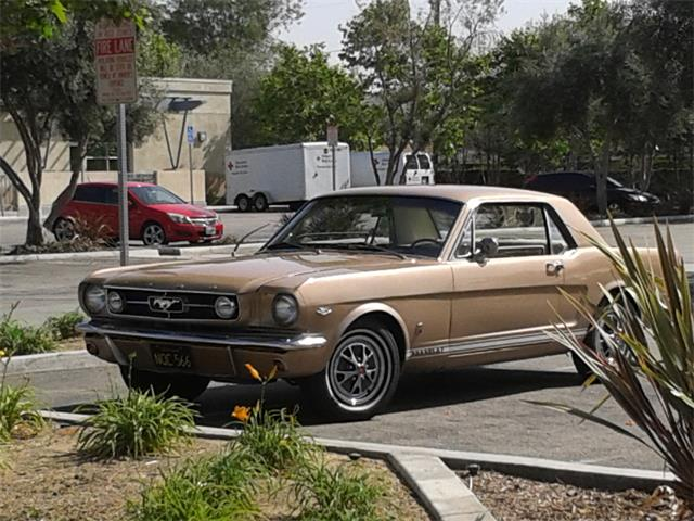 1965 Ford Mustang GT | 680625
