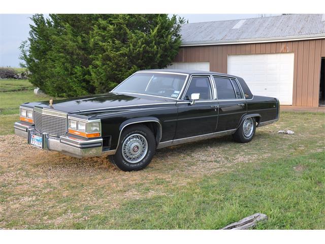 1987 Cadillac Fleetwood Brougham d'Elegance | 680628