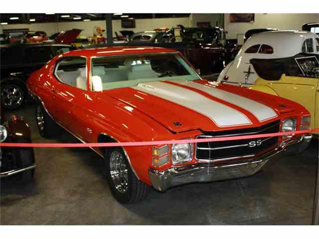 1972 Chevrolet Chevelle SS | 686849