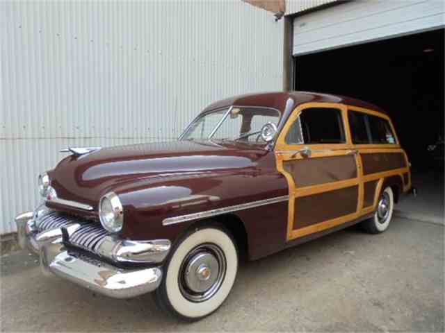 1951 Mercury Woody Wagon | 686853