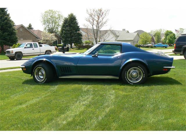 1971 Chevrolet Corvette | 686872