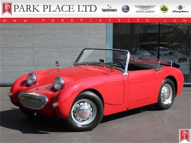 1961 Austin-Healey Sprite | 687026