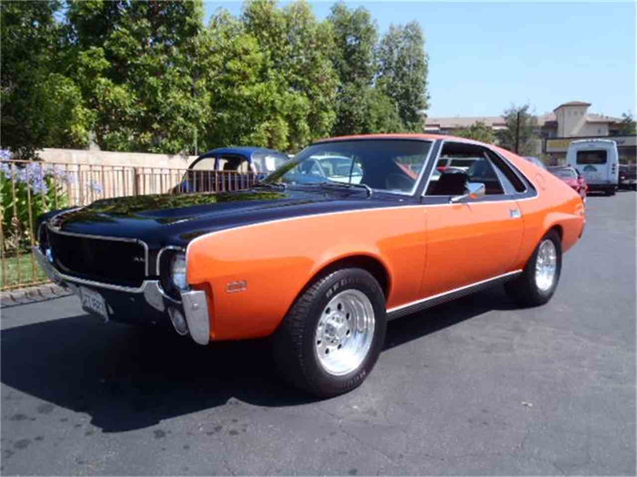 1968 amc amx for sale cc 687139. Black Bedroom Furniture Sets. Home Design Ideas