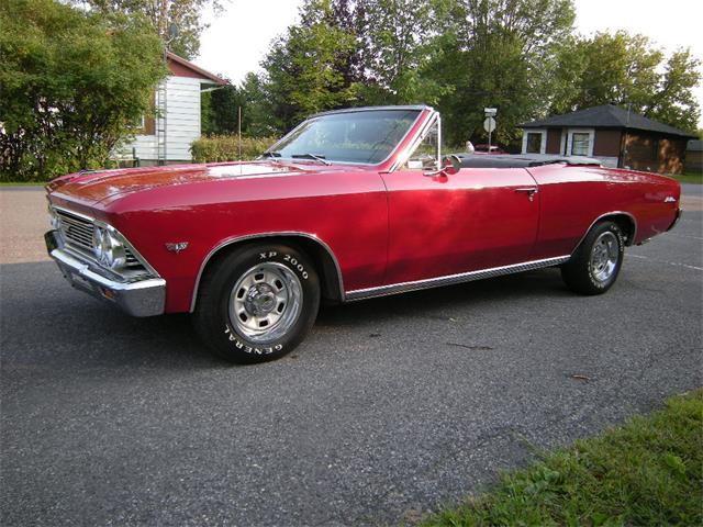 1966 Chevrolet Chevelle Malibu | 687157