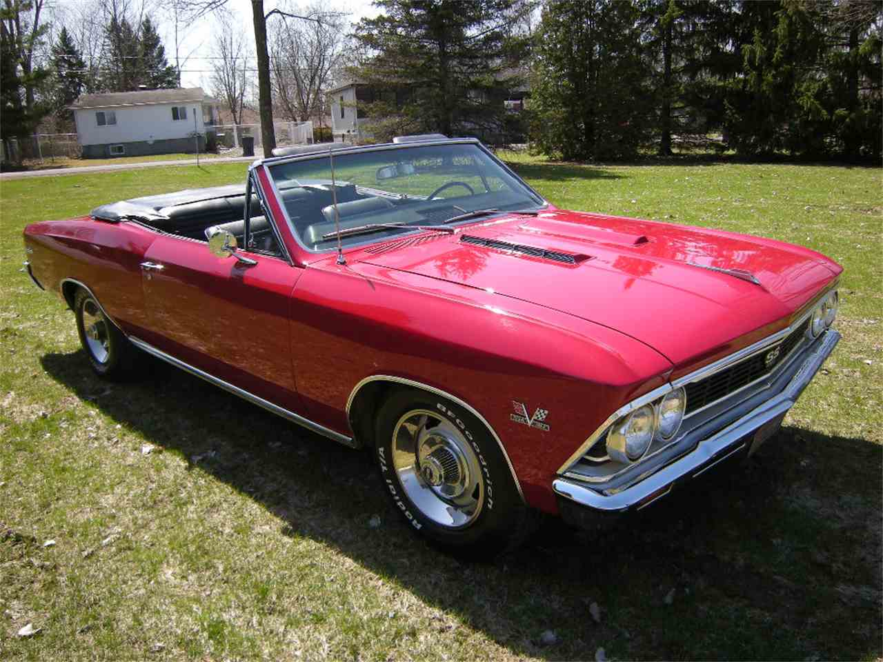 1966 Chevrolet Chevelle Ss For Sale Classiccars Com Cc
