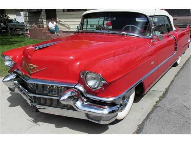 1956 Cadillac Series 62 | 687202