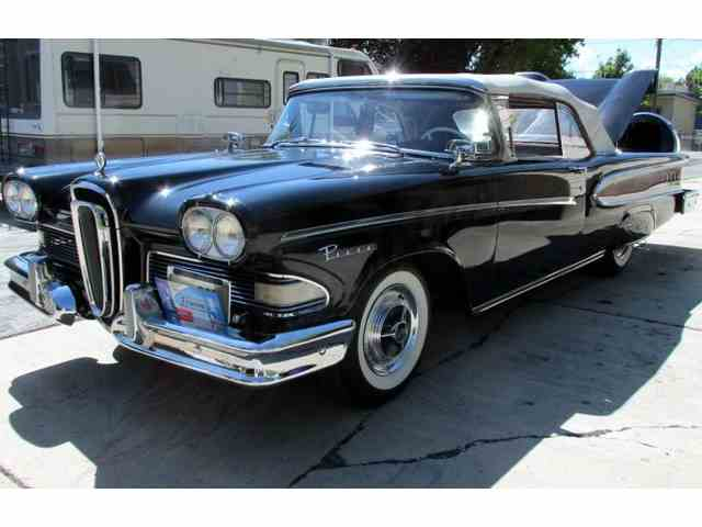 1958 Edsel Pacer | 687203
