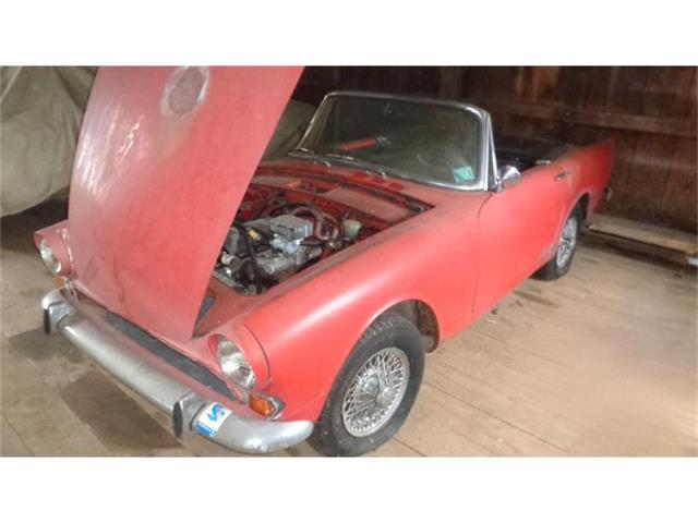 1967 Sunbeam Alpine | 687354