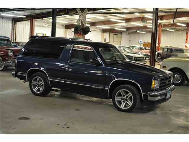 1985 Chevrolet Blazer | 687355
