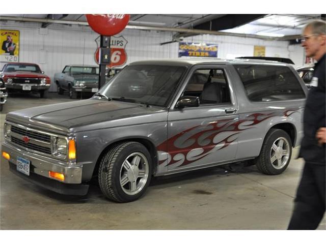 1991 Chevrolet Blazer | 687359