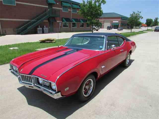 1968 Oldsmobile Cutlass | 687387