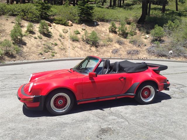 1988 Porsche 930 | 687389