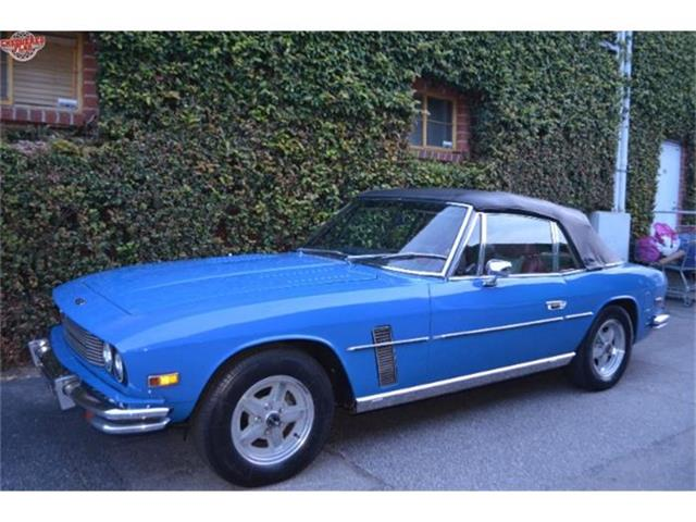 1976 Jensen Interceptor | 687442