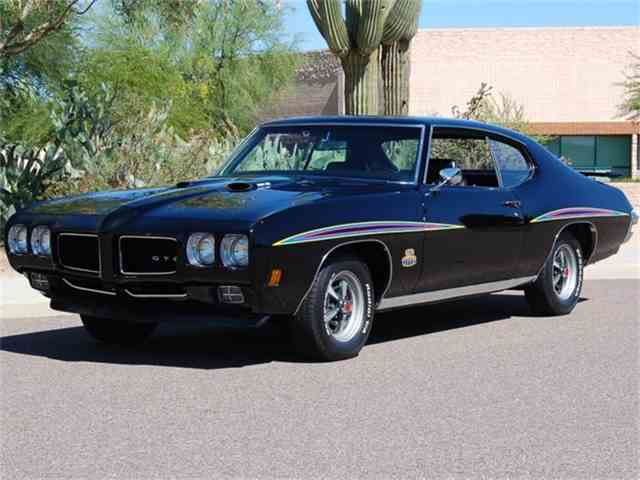 1970 Pontiac GTO (The Judge) | 687518