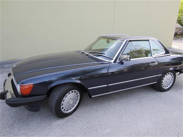 1989 Mercedes-Benz SL-Class560-Class 560SL   687557