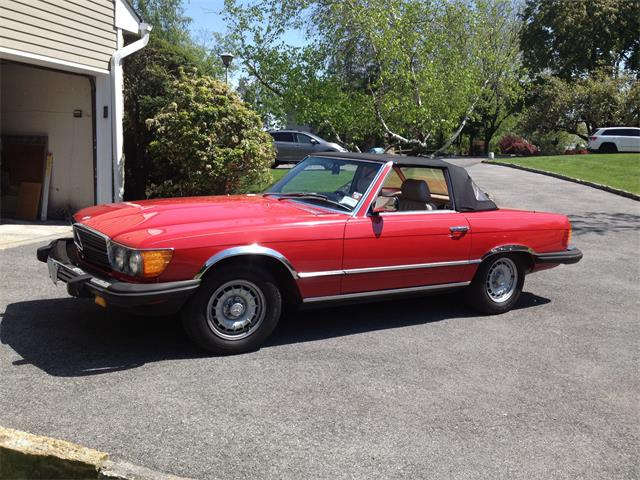 1985 Mercedes-Benz 380SL | 687627