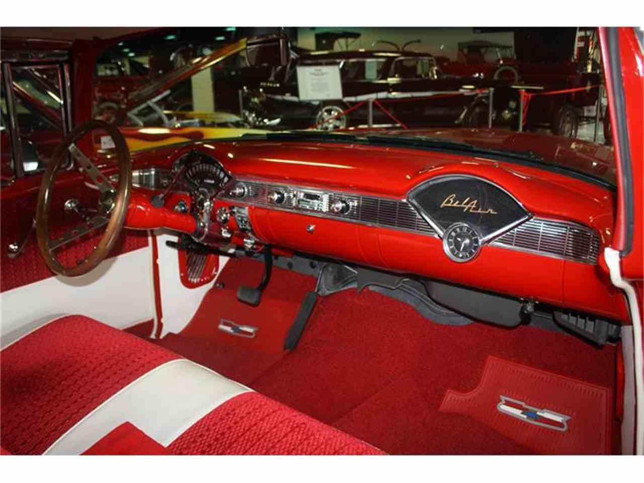 Large Picture of '56 Bel Air - EQLX