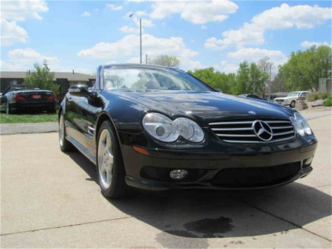2003 mercedes benz sl500 for sale cc for Mercedes benz for sale under 5000