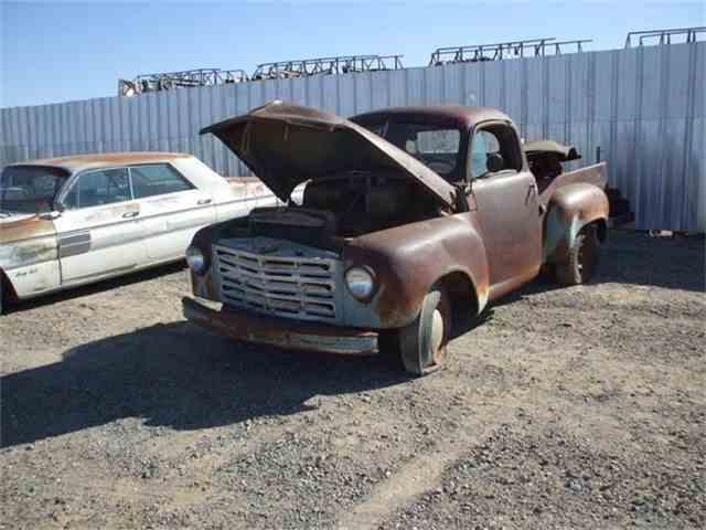 1953 Studebaker Truck | 687991
