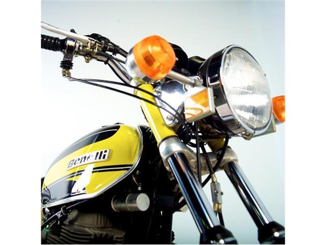 1975 Benelli Motorcycle | 688055