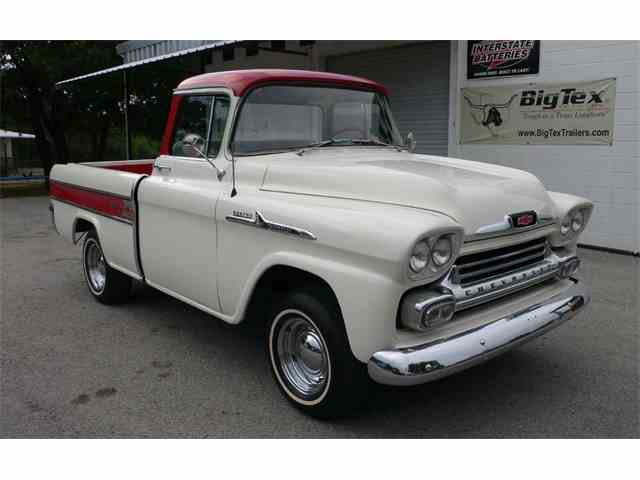 1958 Chevrolet Cameo   688188