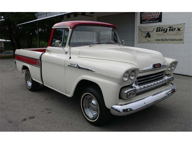 1958 Chevrolet Cameo | 688188