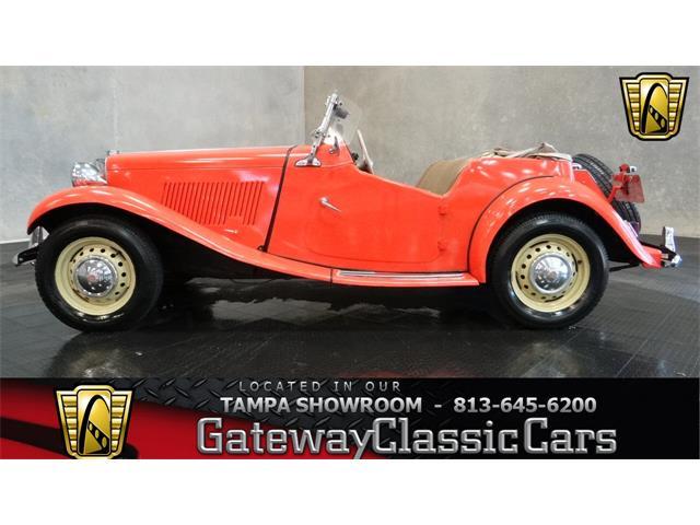1950 MG TD | 688399