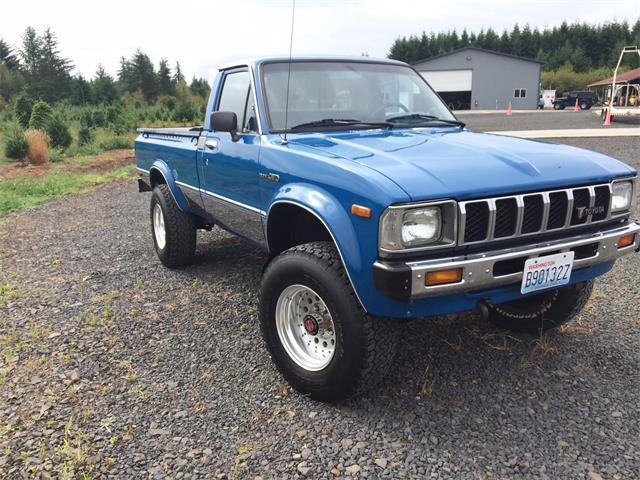 1982 Toyota SR5 | 688591
