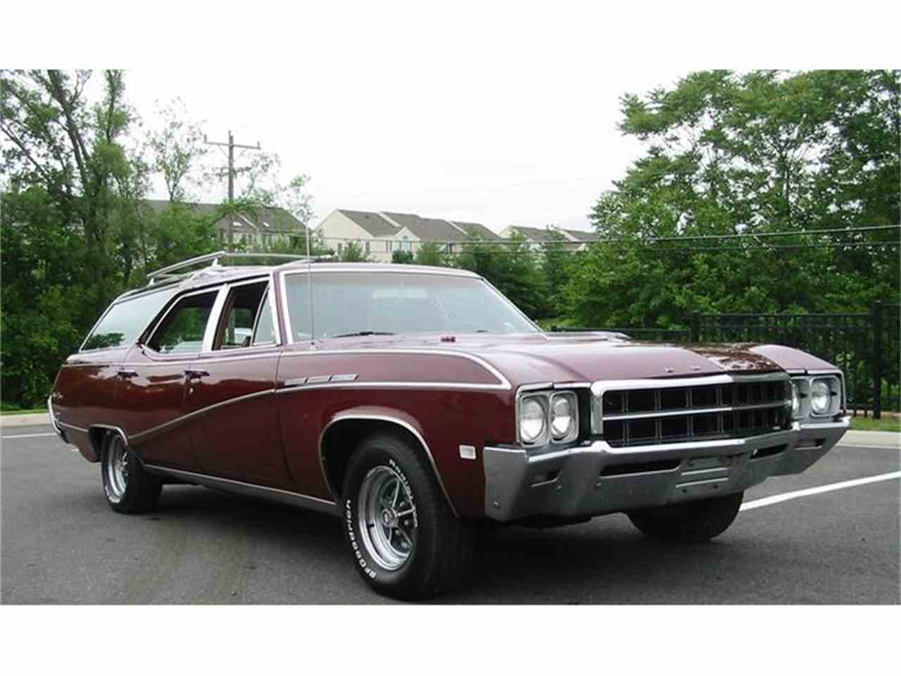 1969 Buick Sport Wagon For Sale Classiccars Com Cc 688602