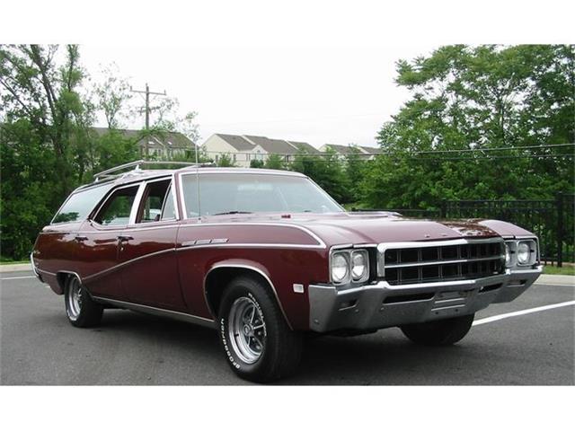 1969 Buick Sport Wagon | 688602