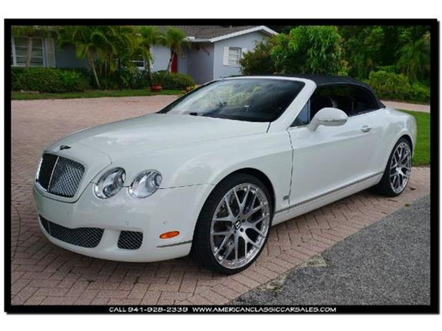 2011 Bentley Continental GTC | 688629
