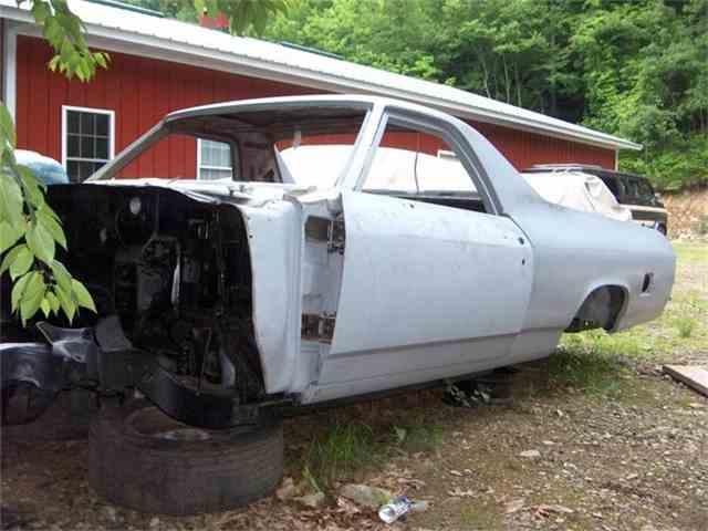 1971 Chevrolet El Camino SS | 688772