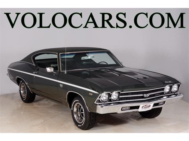 1969 Chevrolet Chevelle SS | 688838