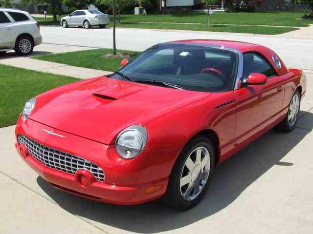 2002 Ford Thunderbird | 688847