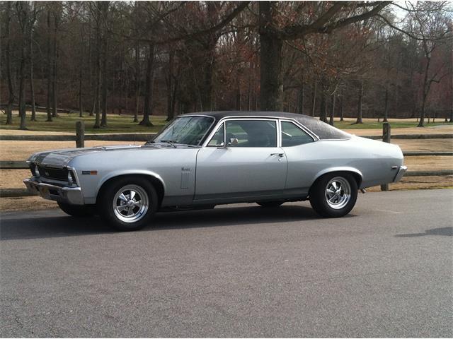 1969 Chevrolet Nova SS | 688972