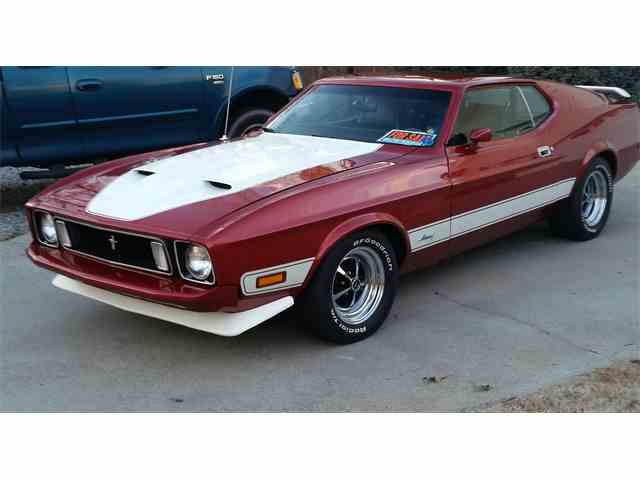 1973 Ford Mustang | 688976