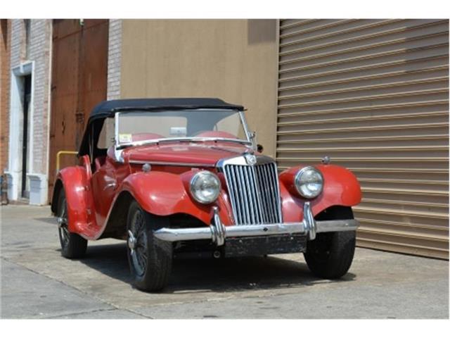1955 MG TF   689115