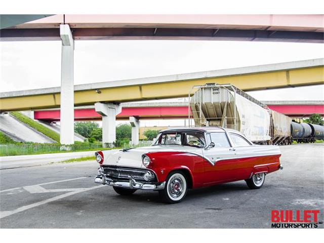 1955 Ford Fairlane Crown Victoria | 689478
