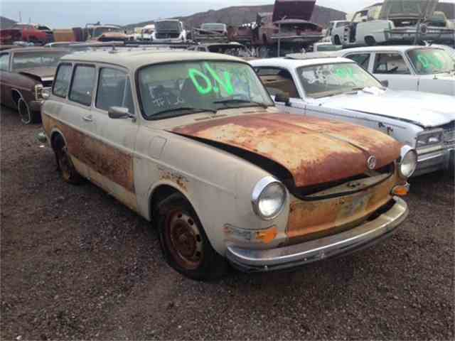 1973 Volkswagen Squareback | 689687