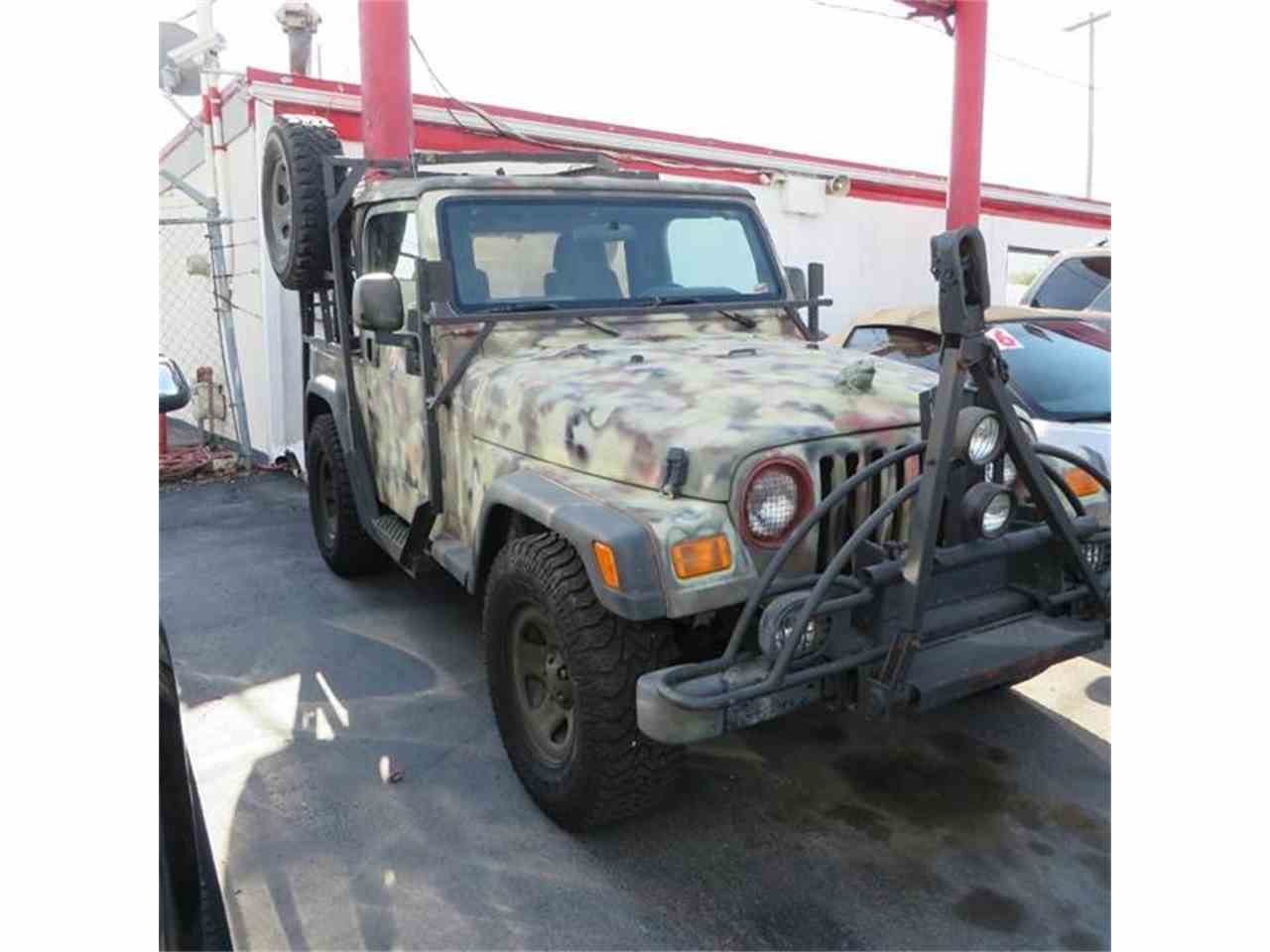 2004 Jeep Wrangler for Sale ClassicCars