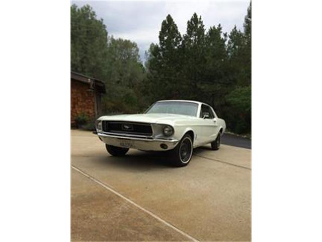 1968 Ford Mustang | 689944