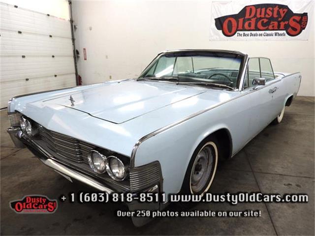 1965 Lincoln Continental | 689981