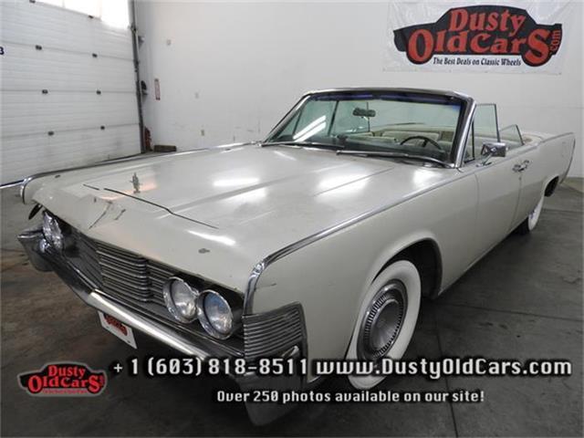 1965 Lincoln Continental | 689982