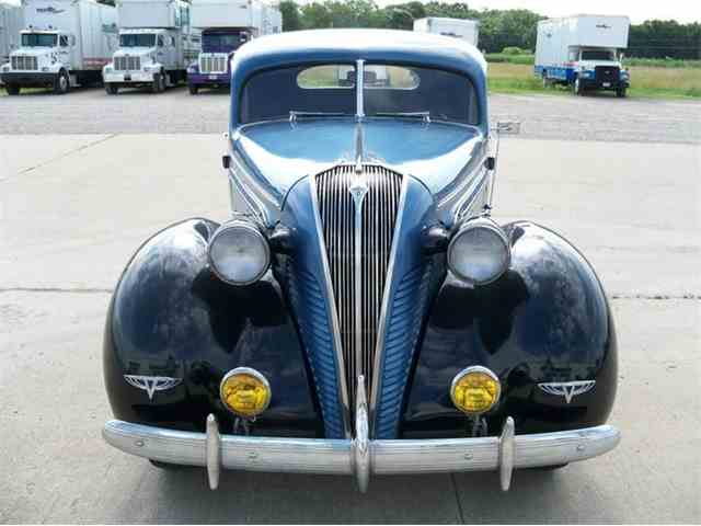 1937 Hudson Eight | 691050