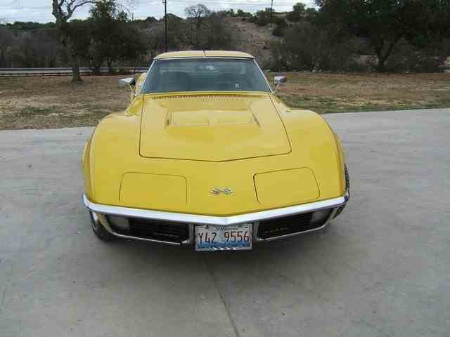 1971 Chevrolet Corvette 454 BB 365HP | 691062