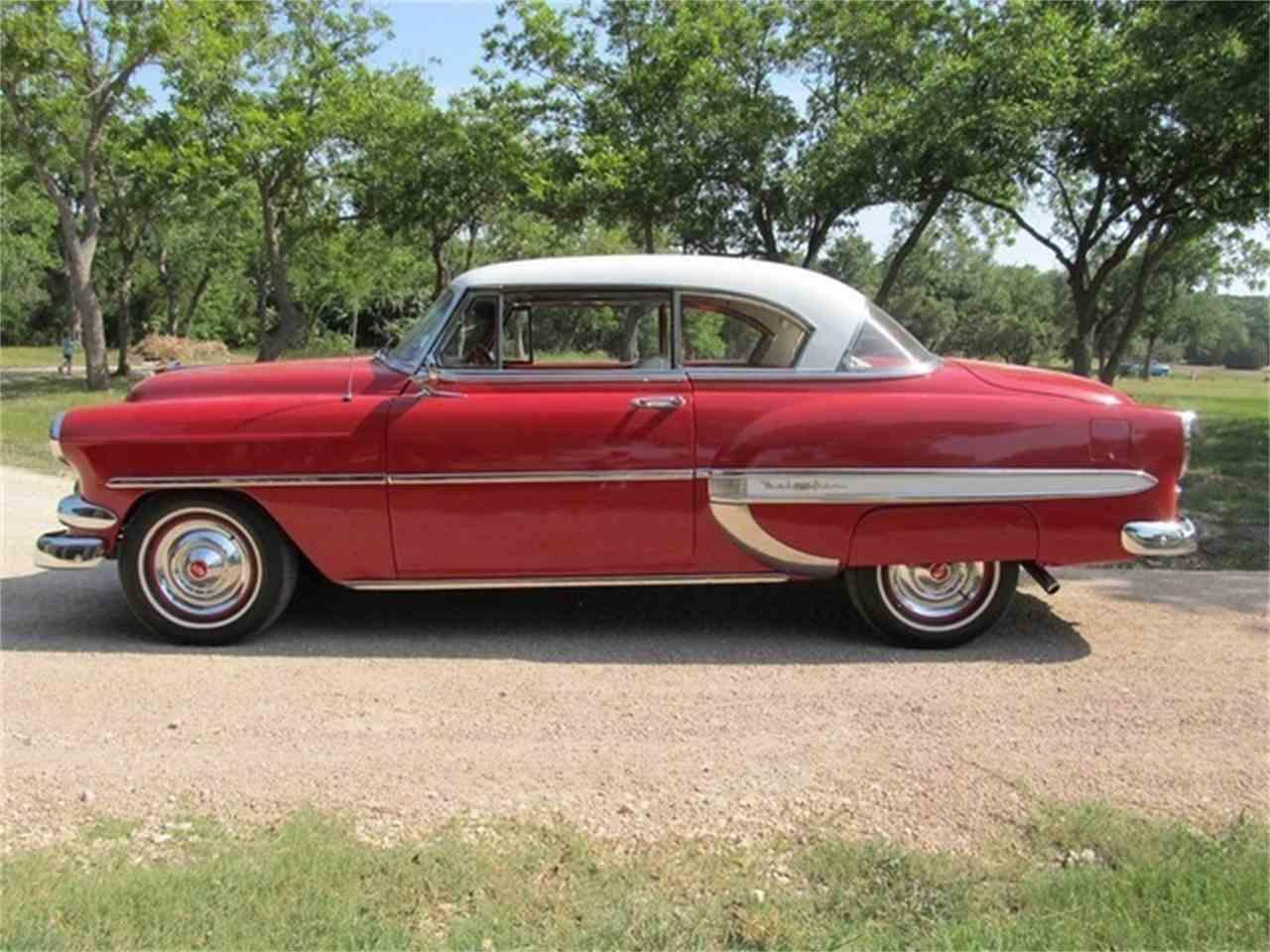 All Chevy 1954 chevrolet belair : 1954 Chevrolet Bel Air for Sale | ClassicCars.com | CC-691064