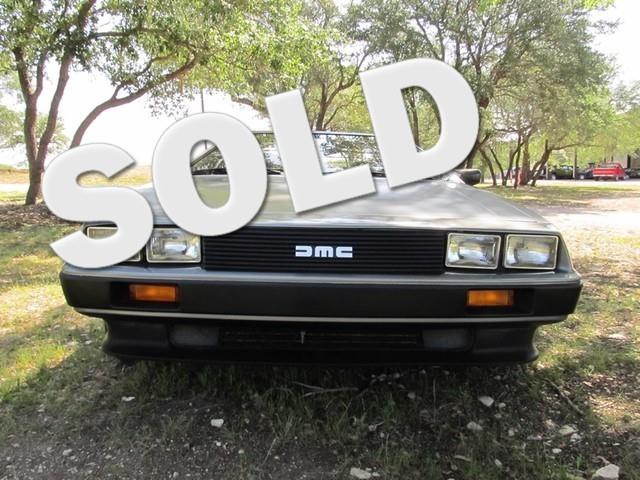 1981 DeLorean DMC-12 | 691067
