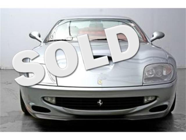 1998 Ferrari 550 | 691069