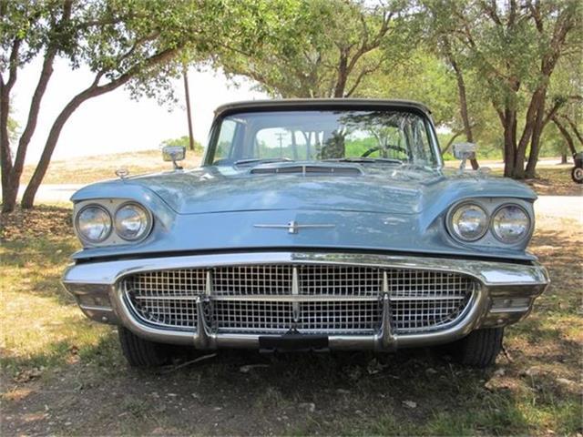 1960 Ford Thunderbird   691072